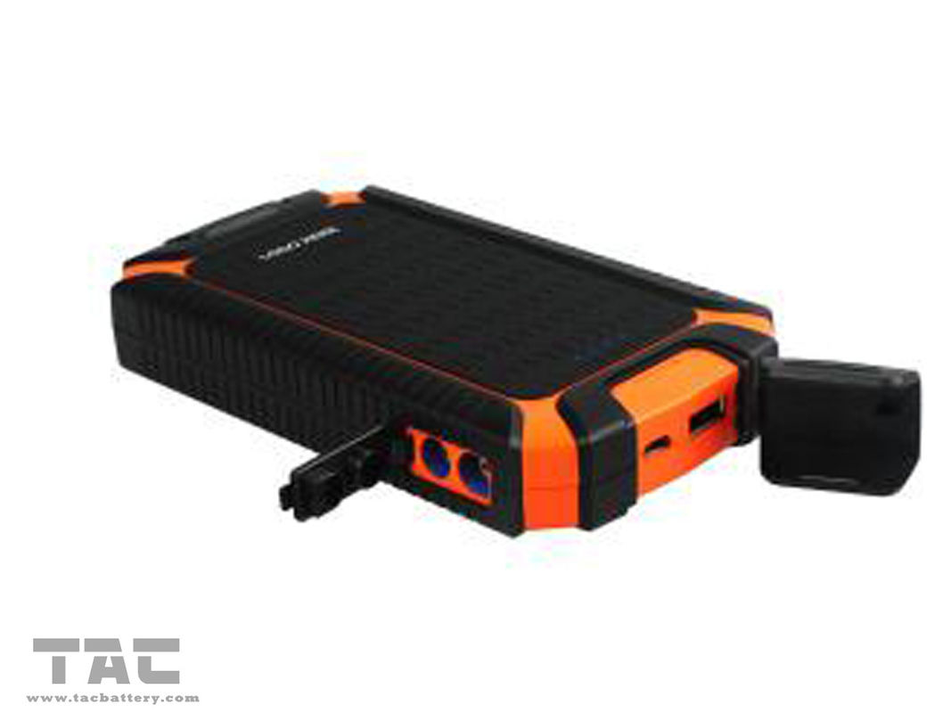 Emergency Tool Kit Basic 6000mAh Portable Car Jump Starter For 12V Car Mobile Power Bank