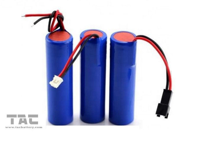 Promotion Lithium Cylindrical Battery 18650 2600mah 1s1p For POS Machine