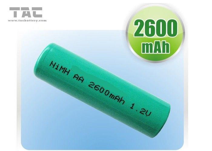 Long cycle life Nickel Metal Hydride Rechargeable Batteries for LED Light