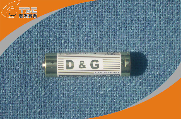 1.5V Alkaline Battery LR6 / AA Dry Battery D.G Brand for TV-Remote Control