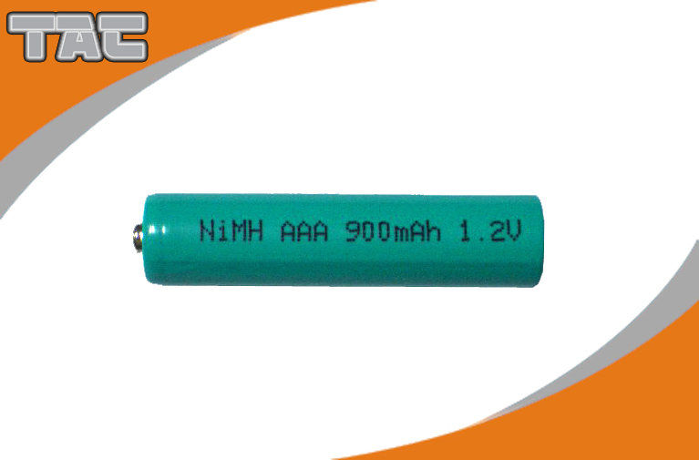 1.2V AAA  10450 900mAh Nickel Metal Hydride Rechargeable Battery