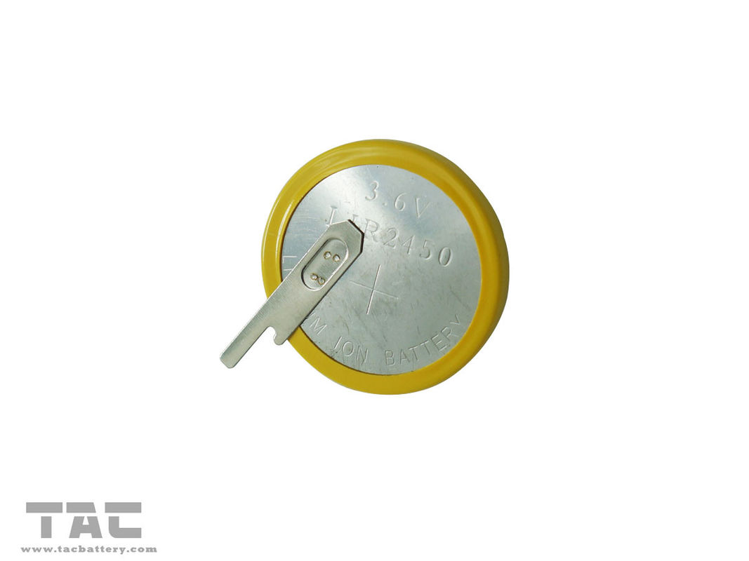 Li-Mn Primary Lithium Coin Cell Battery / Button Cell CR1025A, 3.0V, 30mA with High Energy